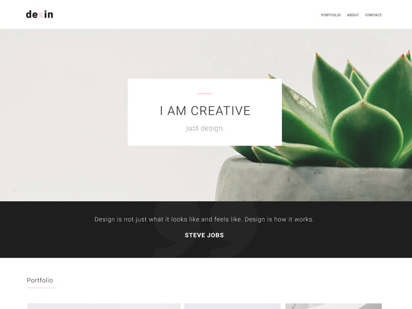 Desin portfolio psd template fluxes freebies desin portfolio psd template maxwellsz