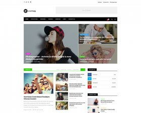 Exemag multipurpose PSD template