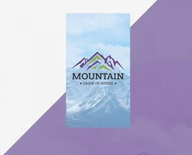 Mountain App UI