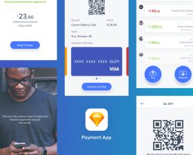 Quick Payments App UI