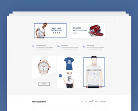 Multipurpose eCommerce UI Kit