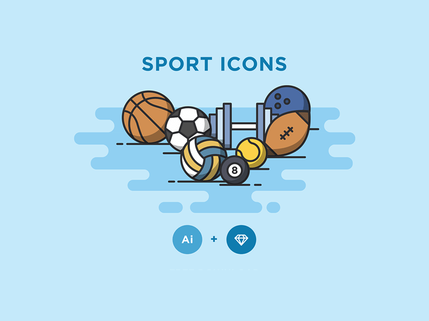Sport Icons Pack