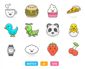 Another Emoji Icon Set
