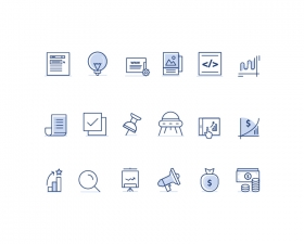 Marketing Icon Pack