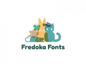 Fredoka One and Fredoka Dingbats free fonts