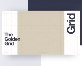 Golden Ratio Grid Freebie
