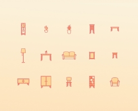 Creative Home Icons Pack