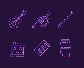 Musical Instruments Freebie