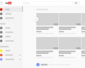 Adobe XD Youtube Redesign