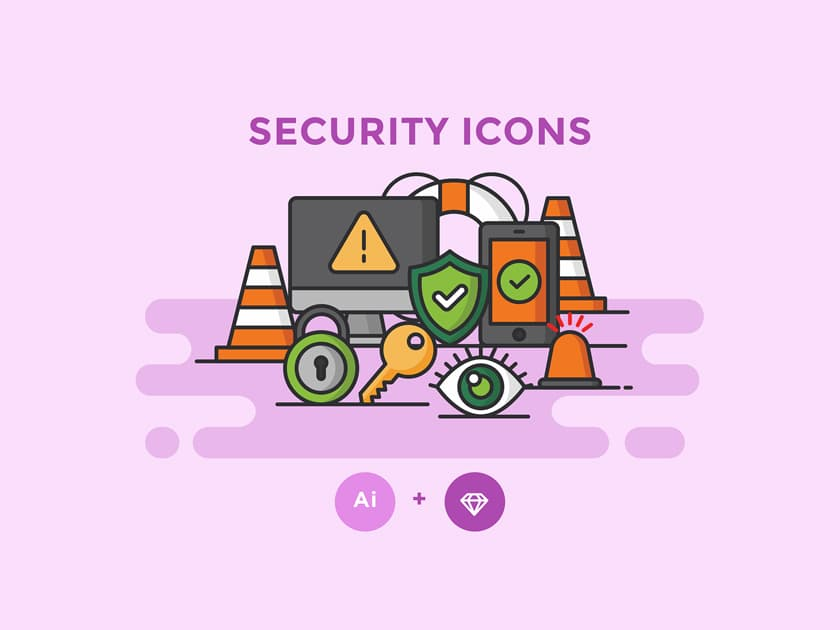 Free Security Icons
