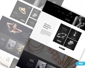 Jewelry Shop Template