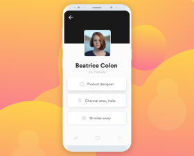 10 Free User Profile Screens