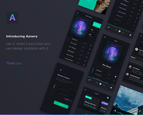 Azoera UI Kit