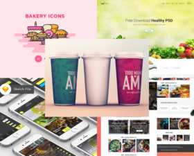 Foodies Freebies – Spice Up Every Food Related Projects