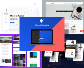 Portfolio Template Freebies – Showcase Your Talents and Creativity
