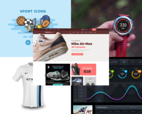Sport Freebies – Energize Every Sport-Related Projects