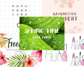 Spring Freebies – for Your March, April and May Inspiration