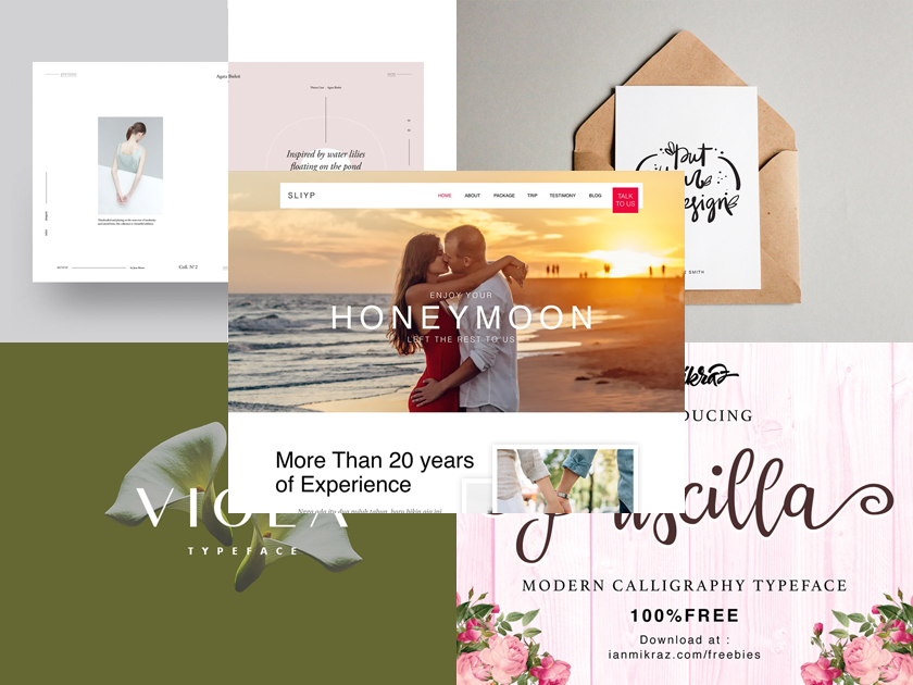 Wedding Freebies – Make Your Wedding Projects Memorable